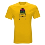 Toboggan Graphic T-Shirt (Yellow)