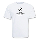 UEFA Champions League Classic Logo T-Shirt (White)