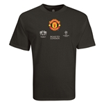 Manchester United Road to London Camiseta de Futbol