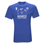 Chelsea 2012 Munich Champions T-Shirt (Royal)