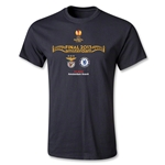 Chelsea 2013 UEL Final T-Shirt (Black)