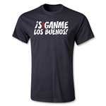 Chapulin Los Buenos T-Shirt (Black)