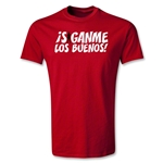 Chapulin Los Buenos T-Shirt (Red)