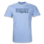 Rugby Played In Heaven SS T-Shirt (Sky)