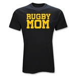 Rugby Mom T-Shirt (Black)