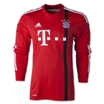 Bayern Munich 14/15 Away Goalkeeper Jersey