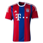 Bayern Munich 14/15 Jersey de Futbol Local