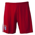 Bayern Munich 14/15 Home Soccer Short