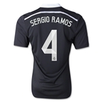 Real Madrid 14/15 SERGIO RAMOS Third Soccer Jersey