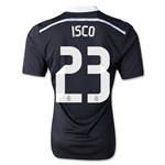 Real Madrid 14/15 ISCO Authentic Third Soccer Jersey