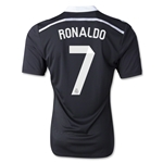 Real Madrid 14/15 RONALDO Authentic Third Soccer Jersey
