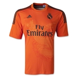 Real Madrid 14/15 Goalkeeper Away Soccer Jersey