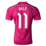 Real Madrid 14/15 BALE Away Soccer Jersey