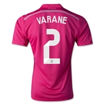 Real Madrid 14/15 VARANE Away Soccer Jersey