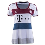 Bayern Munich 14/15 Women's Away Soccer Jersey