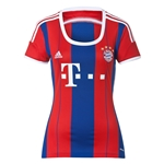 Bayern Munich 14/15 Jersey de Futbol Local Femenil