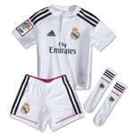 Real Madrid 14/15 Home Mini Kit
