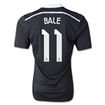 Real Madrid 14/15 BALE Youth Third Soccer Jersey