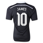 Real Madrid 14/15 JAMES Youth Third Soccer Jersey