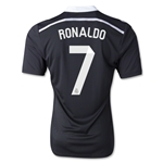 Real Madrid 14/15 RONALDO Youth Third Soccer Jersey