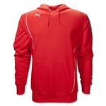 PUMA Foundation Hooded Sweatshirt (Red)
