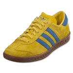 adidas Originals Hamburg (Tribe Yellow/Bluebird)