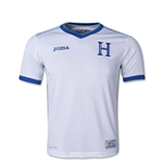 Honduras 2014 Youth Home Soccer Jersey