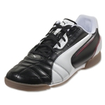 PUMA Universal IT Junior (Black/White/Ribbon Red)