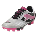 PUMA PowerCat 4 FG Junior (Metallic White)