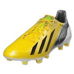 adidas F50 adizero TRX FG synthetic miCoach compatible (Vivid Yellow/Black)