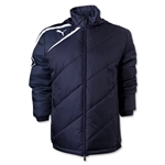 PUMA Spirit Stadium Jacket (Navy/White)