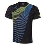 PUMA evoSPEED Graphic T-Shirt (Blk/Yellow)
