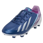 adidas F30 TRX FG Junior (Dark Blue/Running White)