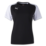 PUMA Women's Speed Jersey (Blk/Wht)