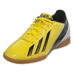 adidas F5 TRX IN Junior (Vivid Yellow/Black)