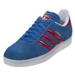 adidas Gazelle (Bluebird/Red Beauty/White)