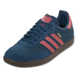 adidas Originals Samba (Tribe Blue/Red Zest/Gum)