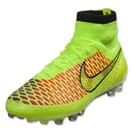 Nike Magista Obra AG (Volt/Metallic Gold Coin)
