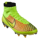 Nike Magista Obra SG Pro (Volt/Metallic Gold Coin)