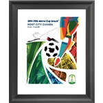 Cuiaba 2014 FIFA World Cup Host City Framed Print