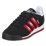 adidas Originals Women's Orion Leisure Shoe (Black/White/Vivid Red)