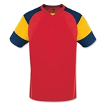 High Five Mundo Jersey (Red/Navy)