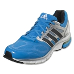 adidas Supernova Sequence 6 Running Shoe (Solar Blue/Black/Running White)