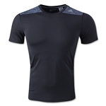 adidas TechFit Fitted T-Shirt (Black)