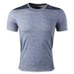 adidas TechFit Fitted T-Shirt (Sv/Bk)