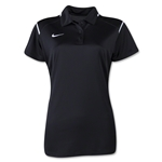Nike Women's Gameday Polo (Black)