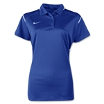 Nike Women's Gameday Polo (Royal)