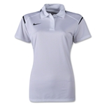 Nike Women's Gameday Polo (White)
