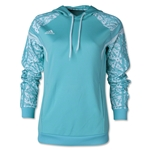 adidas Women's SpeedKick Hoody (Mint)