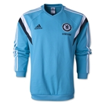 Chelsea Training Sweat Top